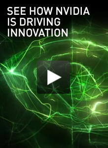 See how NVIDIA is driving innovation