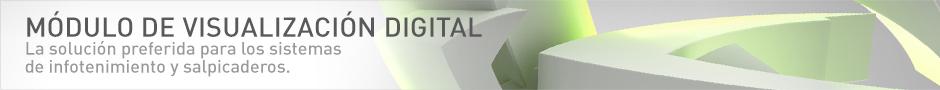 Módulo de visualización computacional (VCM)