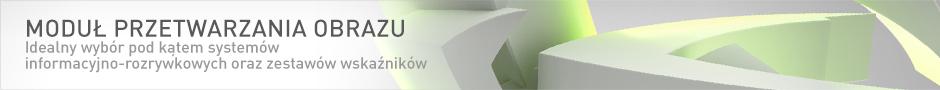 Moduł przetwarzania obrazu (VCM)