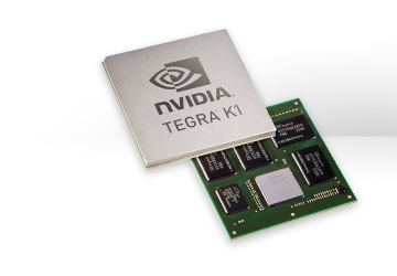 Tegra K1 Mobile Processor