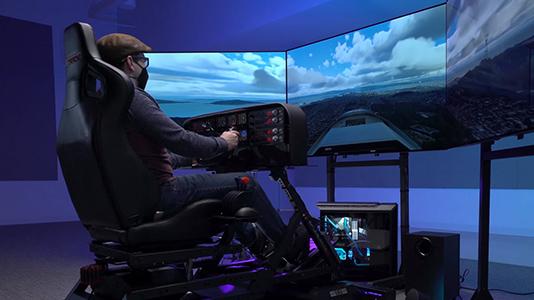 GeForce Garage: Dokonalé herní PC pro hru Microsoft Flight Simulator