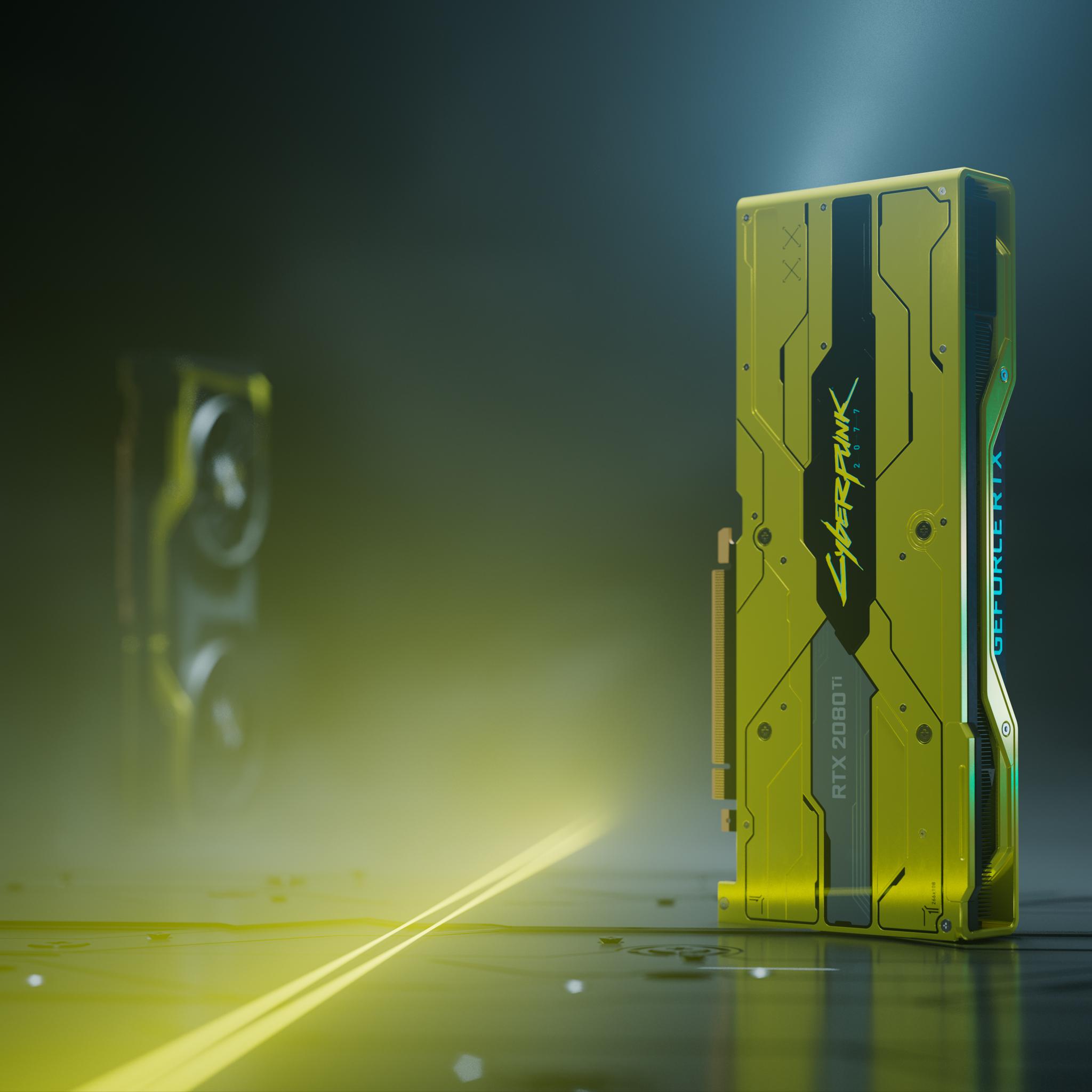 Стала известна производительность NVIDIA GeForce RTX 3080 и RTX 3090 в Cyberpunk 2077