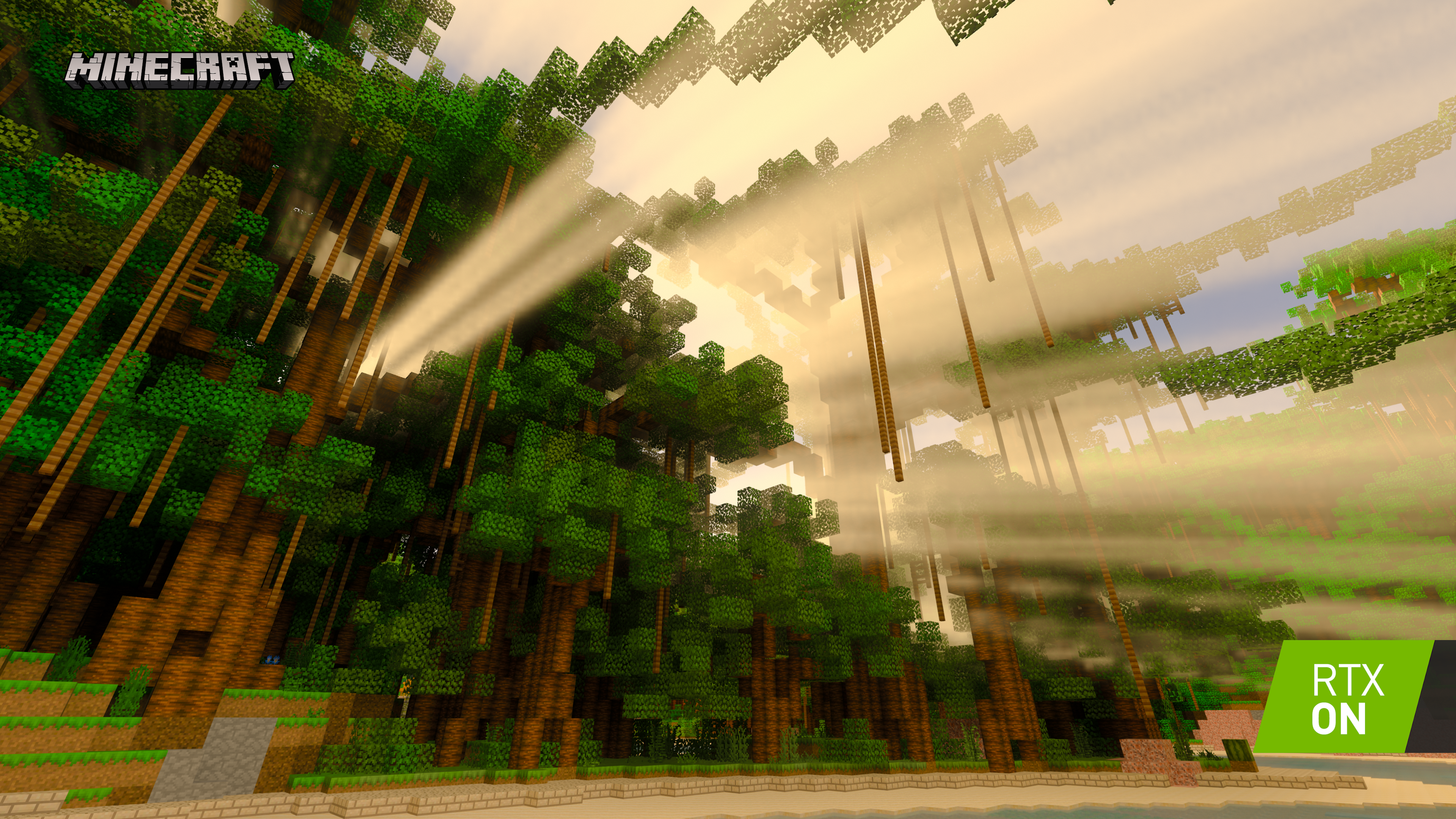 The Minecraft with RTX Beta Is Out Now!