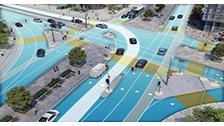 Искусственный интеллект помогает беспилотным автомобилям определять свое местоположение на карте