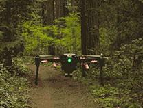 NVIDIA разработала дрон, способный летать без GPS