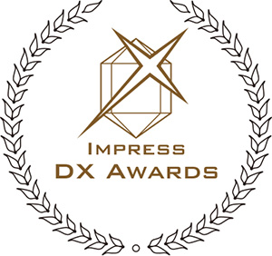 Impress DX Awards ロゴ画像