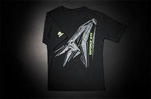 GeForce オリジナル T シャツ イメージ画像