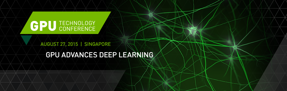 GPU Technology Conference Asia South 2015