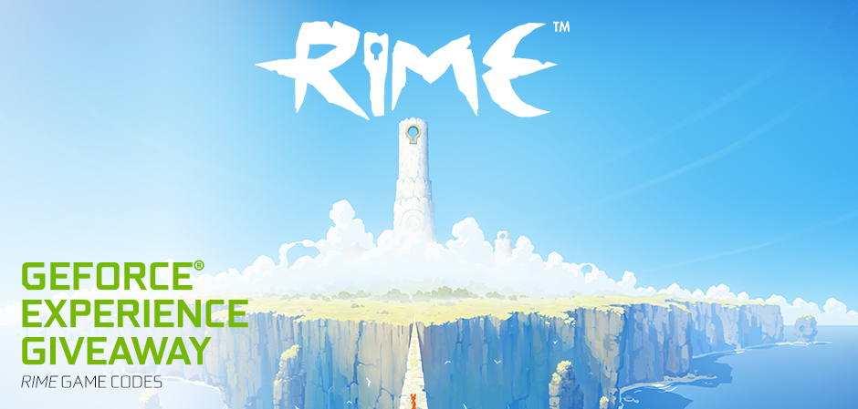 GFE Giveaways - RiME game codes