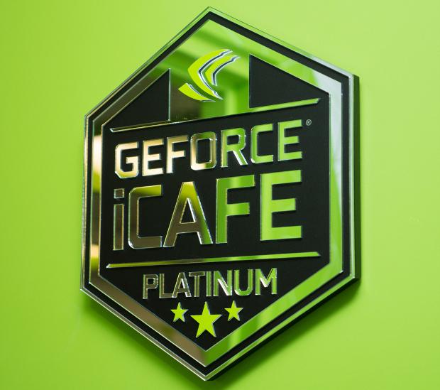 LHH iCafe NVIDIA Certified Logo