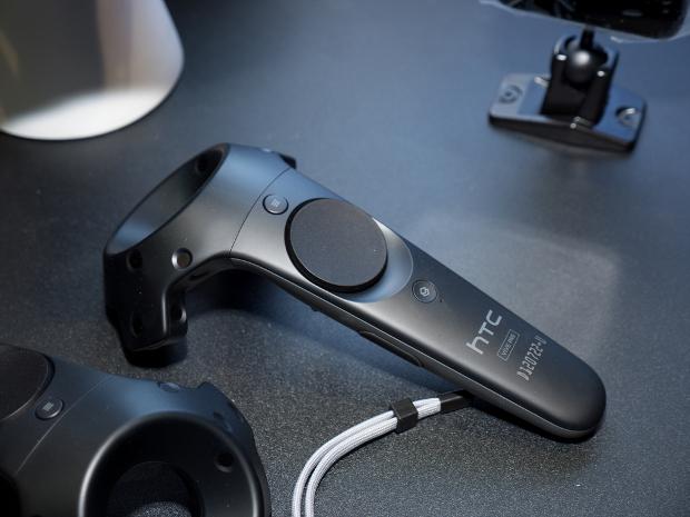 HTC Vive handheld