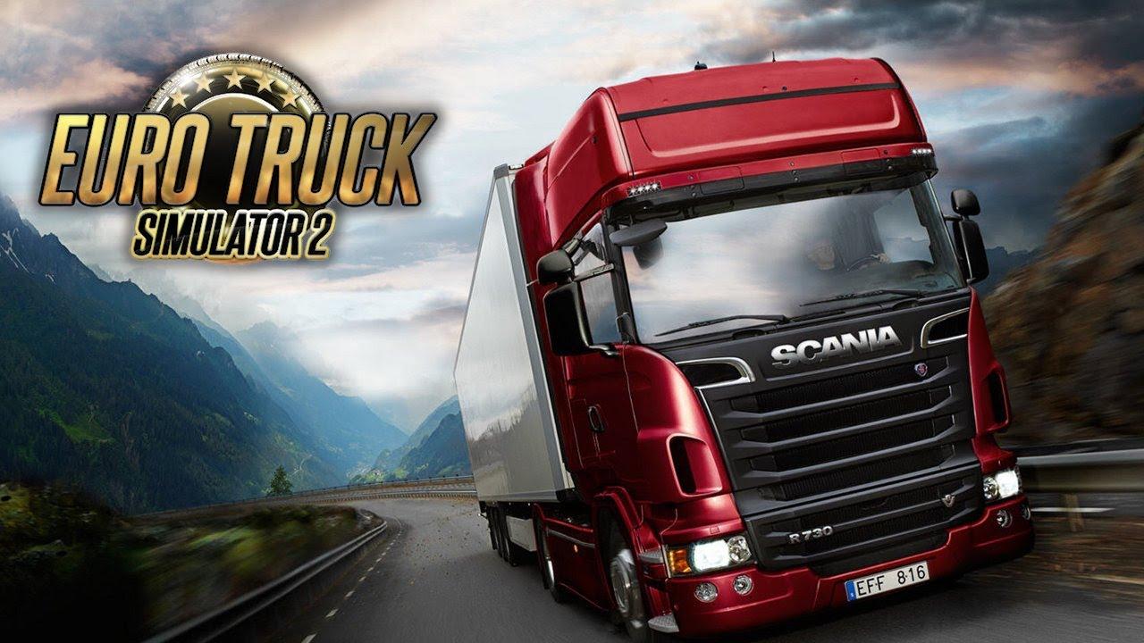 <em>Euro Truck Simulator 2</em>