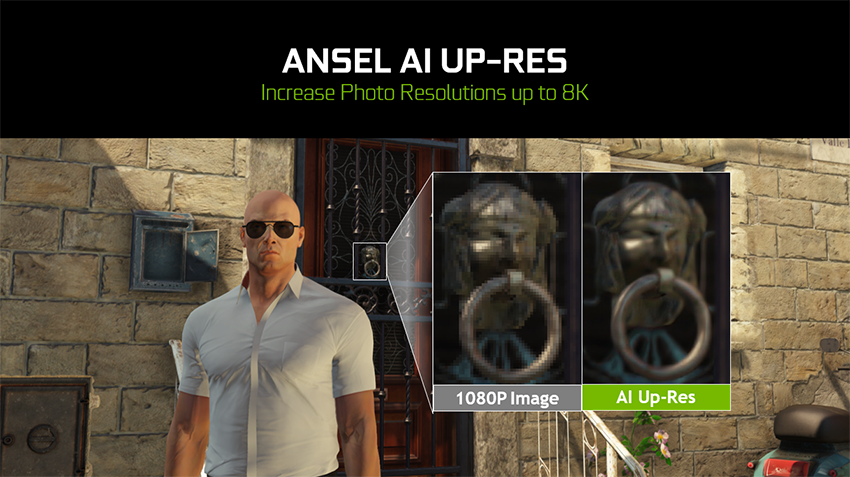 Introducing Ansel AI Up-Res