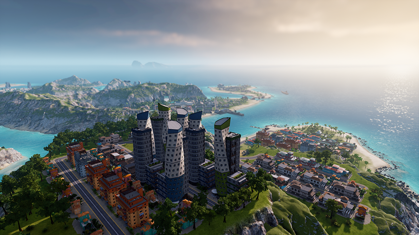 Tropico 6 NVIDIA Ansel in game photo