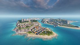 Tropico 6 NVIDIA Ansel in game photo super resolution