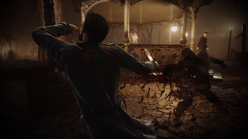 Vampyr NVIDIA Ansel in game photo