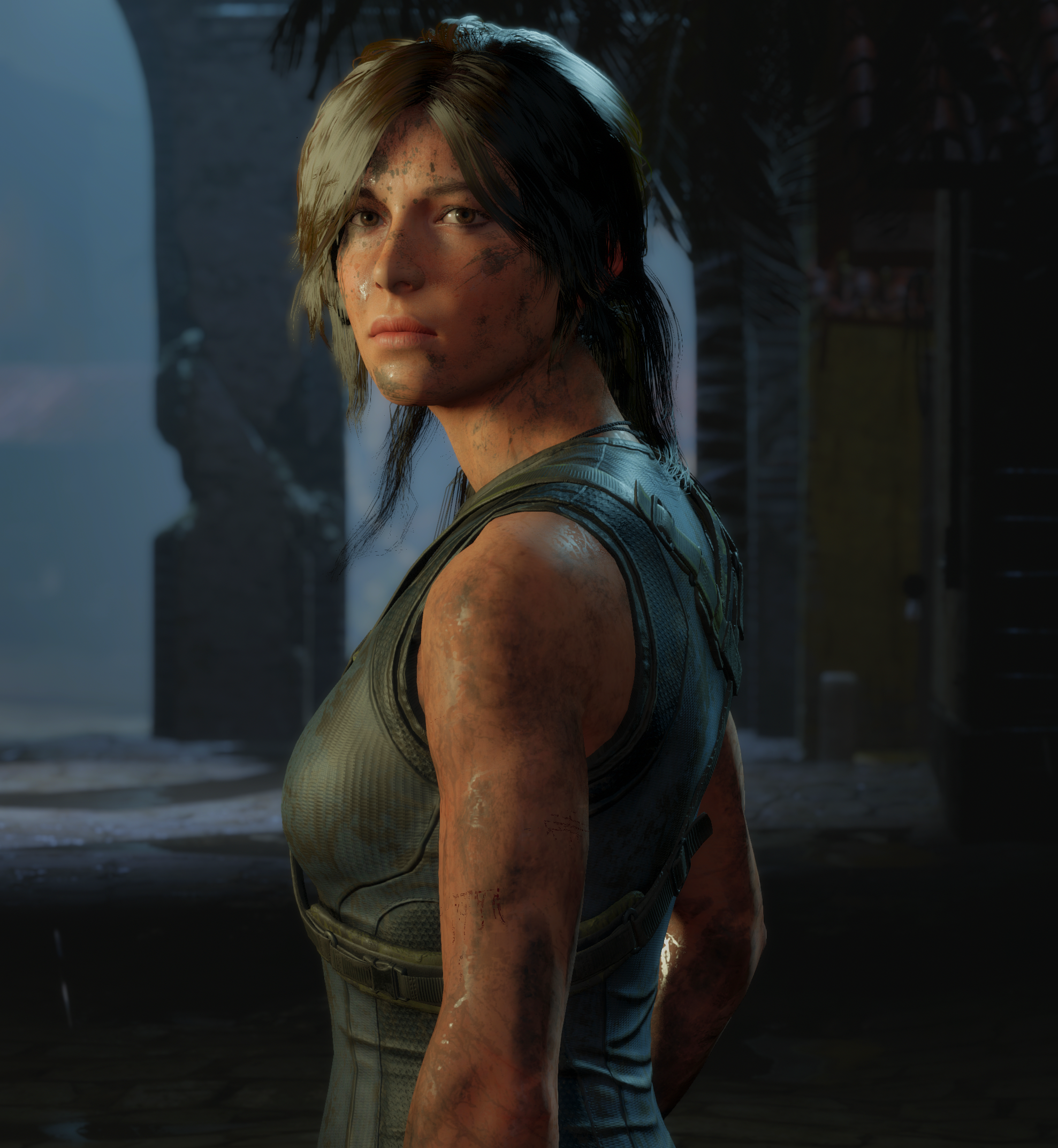 "Wallpaper Tomb Raider 2018: ""Shadow Of The Tomb Raider"" Setzt Dank Echtzeit-Raytracing"