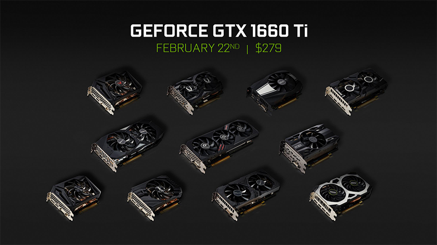 Introducing GTX 1660 Ti: The Perfect 1080p Upgrade