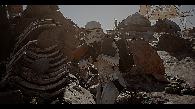Make Star Wars Battlefront Look and Feel Even More like the Films with Toddyhancer Mod