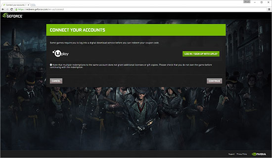 How to Redeem Your Bullets or Blades Bundle Game Code | GeForce