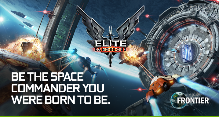 Be the space captain you were born to be.