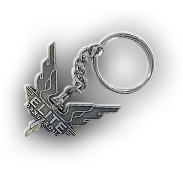 Elite: Dangerous Key Ring