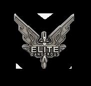 Elite: Dangerous Pin Badge