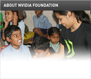 About NVIDIA Foundation