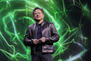 Jensen Huang, CEO, NVIDIA