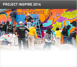 Project Inspire 2014