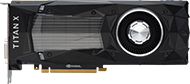 NVIDIA TITAN X Desktop Accelerator for Deep Learning Training