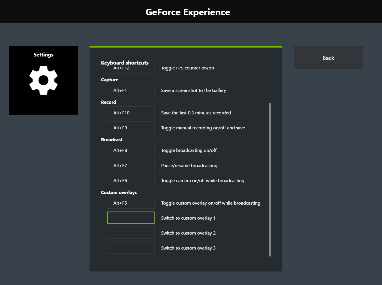 how to add unsupported games to geforce experience