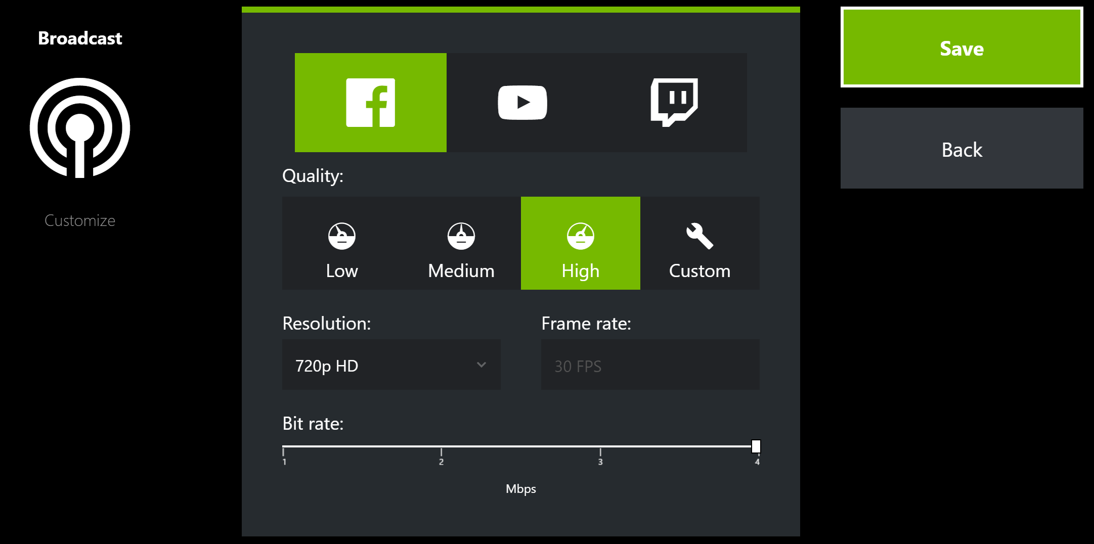 geforce experience cant connect to internet
