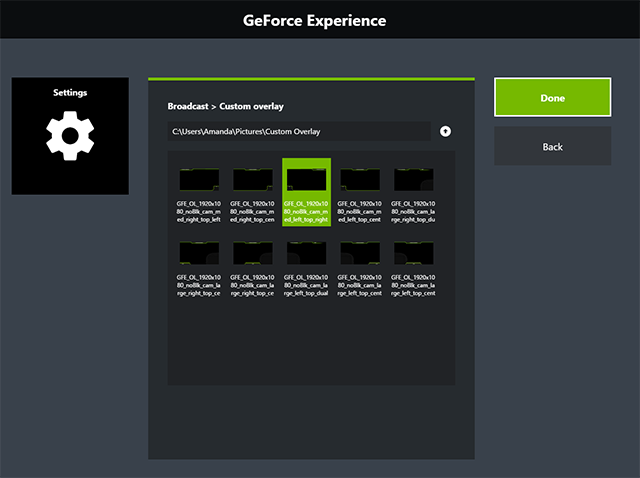 GeForce Experience: Broadcasting Tutorial #0013