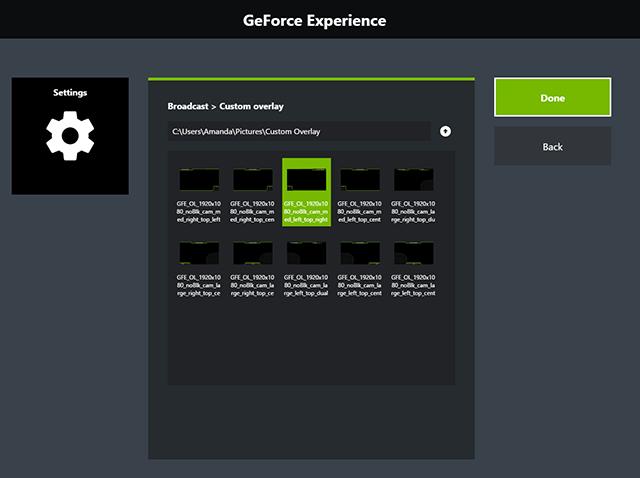 GeForce Experience: Broadcasting Tutorial #0013