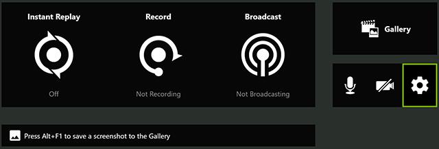 GeForce Experience: Broadcasting Tutorial Screenshot #005