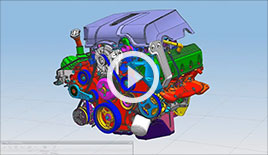 Siemens NX side by side video