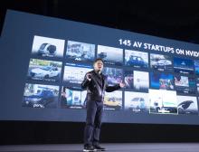 145 автомобильных стартапов по всему миру выбирают NVIDIA DRIVE