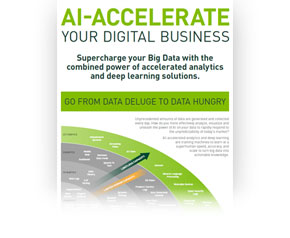 Infografica - Accelera il tuo business digitale