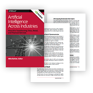 ARTIFICIAL INTELLIGENCE ACROSS INDUSTRIES