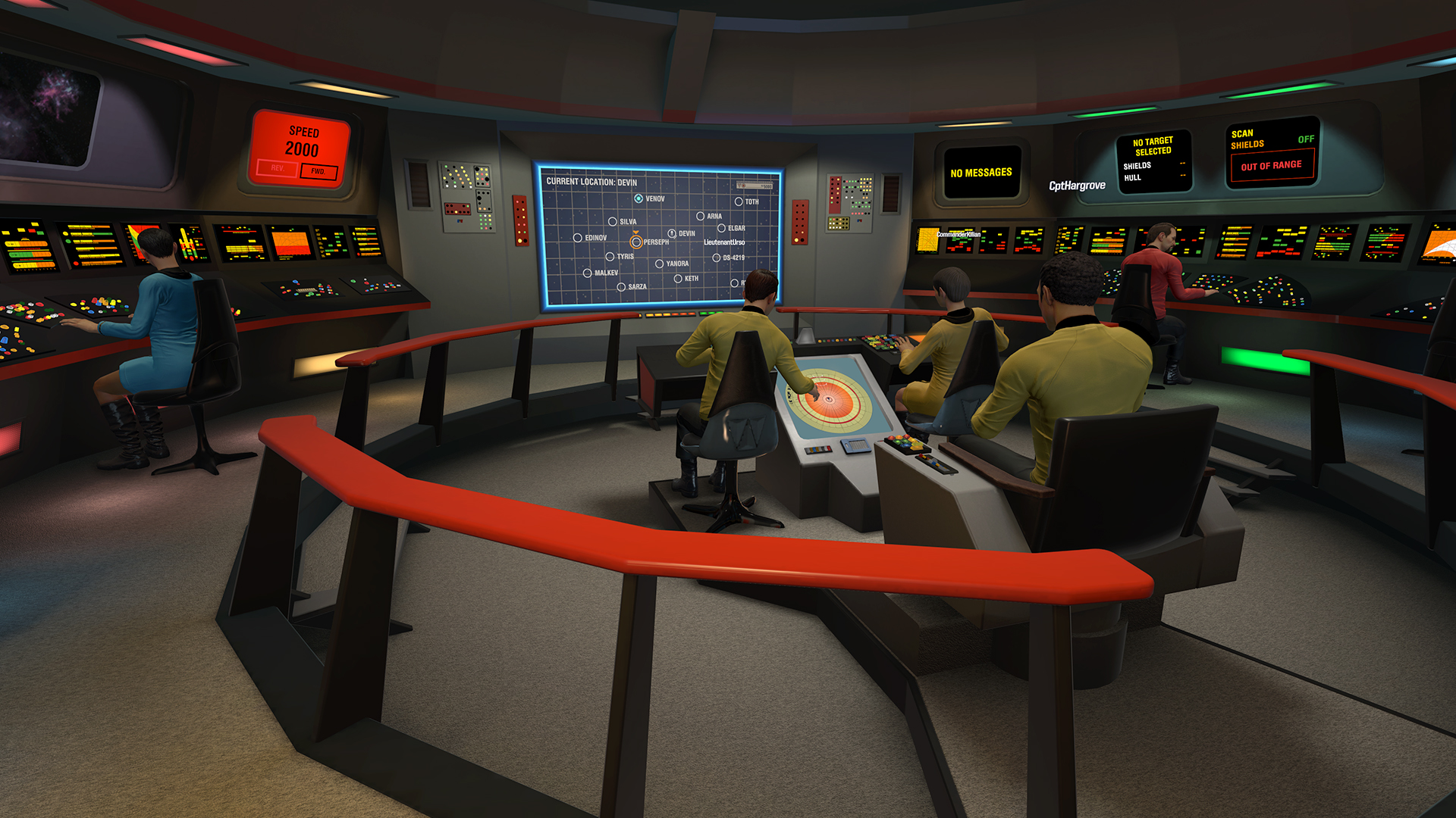 Noticia destacada de RV Star Trek: Teletransporte el 30 de mayo
