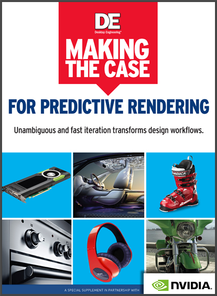 MAKING THE CASE FOR PREDICTIVE RENDERING