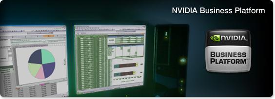NVIDIA Business Platform
