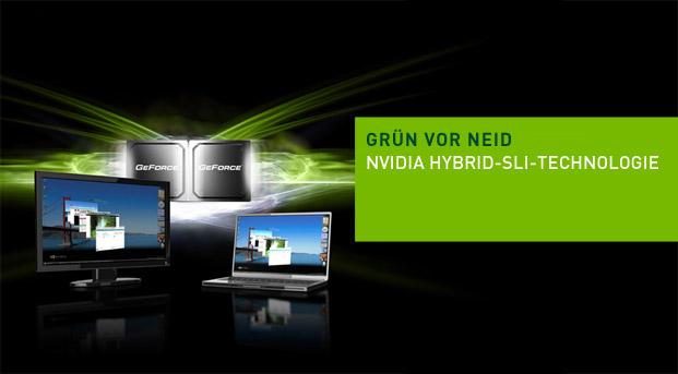 NVIDIA Hybrid SLI