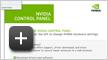 Configure Actualizador de NVIDIA - Panel de Control de NVIDIA