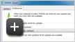 Panel de control de la Actualización de NVIDIA - Navegue al menú Preferences