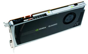 NVIDIA Quadro4000 for Mac