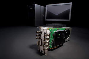 NVIDIA Quadro 數位視訊管線