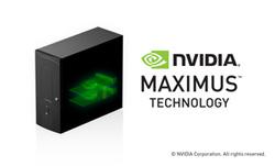 搭載NVIDIA Maximus的工作站