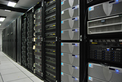 BGIのNVIDIA® Tesla™ GPU搭載のサーバーファーム